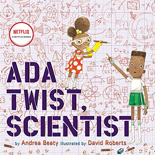Ada Twist, Scientist Audiobook By Andrea Beaty cover art