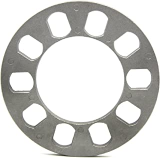 Fit PCD 98-130 5x114.3 5x120 5x110 5X127 5X130 4x100 4x114.3 4x110 KSP 5mm Universal Wheel Spacers Aluminum Alloy Wheel Spacers Pack in 4pcs