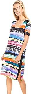 Rösch Beach 1215557-16341 Women's Dynamic Print Beach Dress