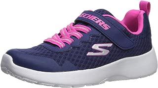 Skechers Unisex-Child Girls 81303L Dynamight-Lead Runner