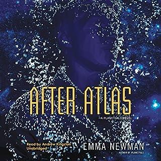 After Atlas audiobook cover art