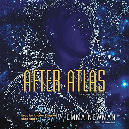 After Atlas audiobook cover art
