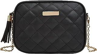 Glowic Slingbag for Womens(Black)