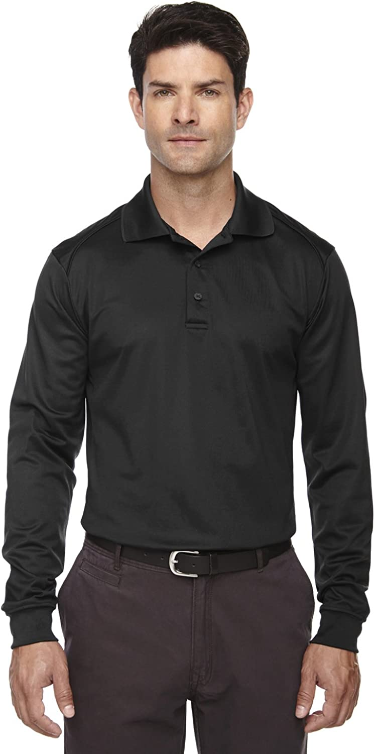 Extreme Eperformance Men's Tall Armour Polo, Lt, Black 703