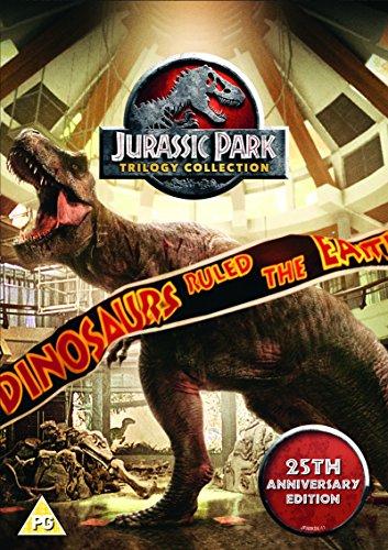 DVD1 - Jurassic Park Trilogy (2018 Resleeve) (1 DVD)