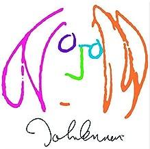 John Lennon Fridge Magnet Imagine Self Portrait Motion Official White