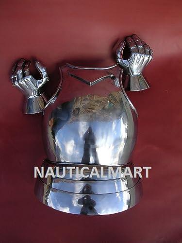 Médiéval Guerrier Chasse Curiass armure avec de Mottrouget par Nauticalmart