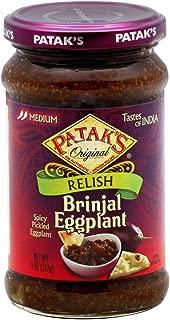 Pataks, Egg Plant Relish