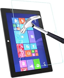 SHUHAN Tablet Accessories 0.4mm 9H+ Surface Hardness 2.5D Explosion-proof Tempered Glass Film for Microsoft Surface 2
