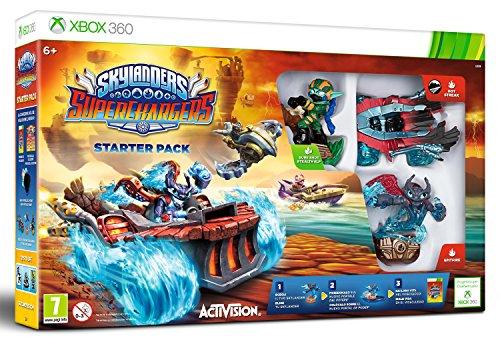 Skylanders SuperChargers Starter Pack (Xbox 360)