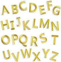 Best gold applique letters Reviews