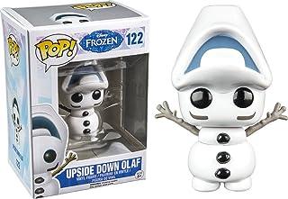 Funko - Figurine Disney - La Reine des Neiges (Frozen) - Olaf Upsie Dowm Exclu Pop 10cm - 0849803048860