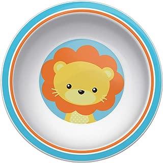Pratinho Bowl Animal Fun - Leão, Buba, Colorido