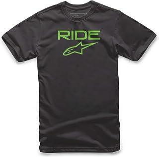 Alpinestars Men's Logo t-Shirt Modern fit Short Sleeves
