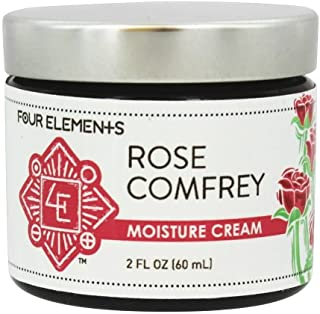 NATURES ACRES Rose Comfrey Moisturizer, 2 FZ