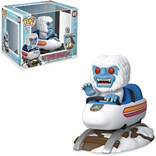 Funko Pop! Rides: Matterhorn Bobsled and Abominable Snowman Exclusive Vinyl Figure #65