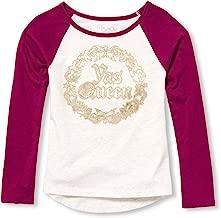 girls long sleeve graphic shirts