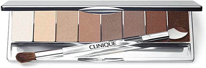 Clinique All About Shadow 8-Pan Palette, Neutral Territory 2, 0.41oz/11.7g