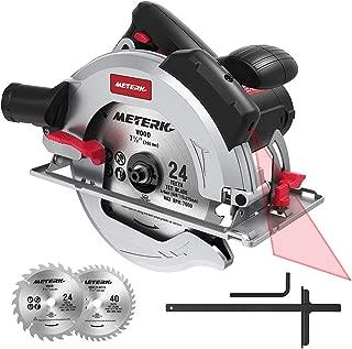 Meterk 1800w Circular Saw 15Amp 7-1/2