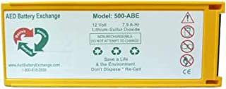 Medtronic LifePak 500 AED Non-Rechargeable Battery