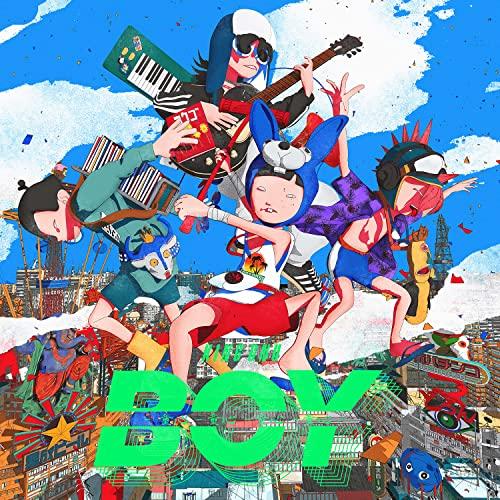 【Amazon.co.jp限定】BOY (初回生産限定盤) (メガジャケ付)