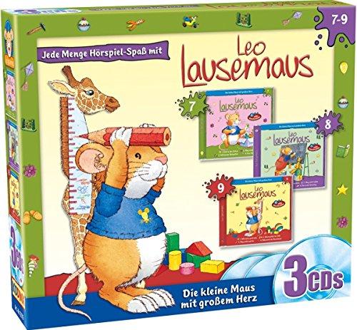 Leo geht in den Zirkus/ Der erste Schultag/ Leo will nicht groß sein