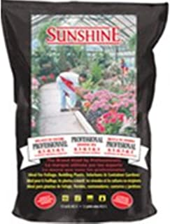 SunGro Horticulture SUGRPG1.5 1-1/2-Cubic Feet Sungro Sunshine Professional Growing Mix for Plants