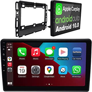 $189 » IYING Android 10 Car Stereo for Chevy Silverado GMC Wireless CarPlay & Wired Android Auto 10 Inch Car Head Unit Radio GPS ...