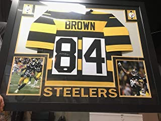 newest collection d91ac d439a Amazon.com: Antonio Brown - Jerseys / Sports: Collectibles ...