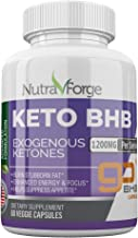 Keto BHB Pills – 1200mg Ketogenic Keto Pills for Women and Men - Ketogenic Carb Blocker - Best Keto Diet Pills for Women a...