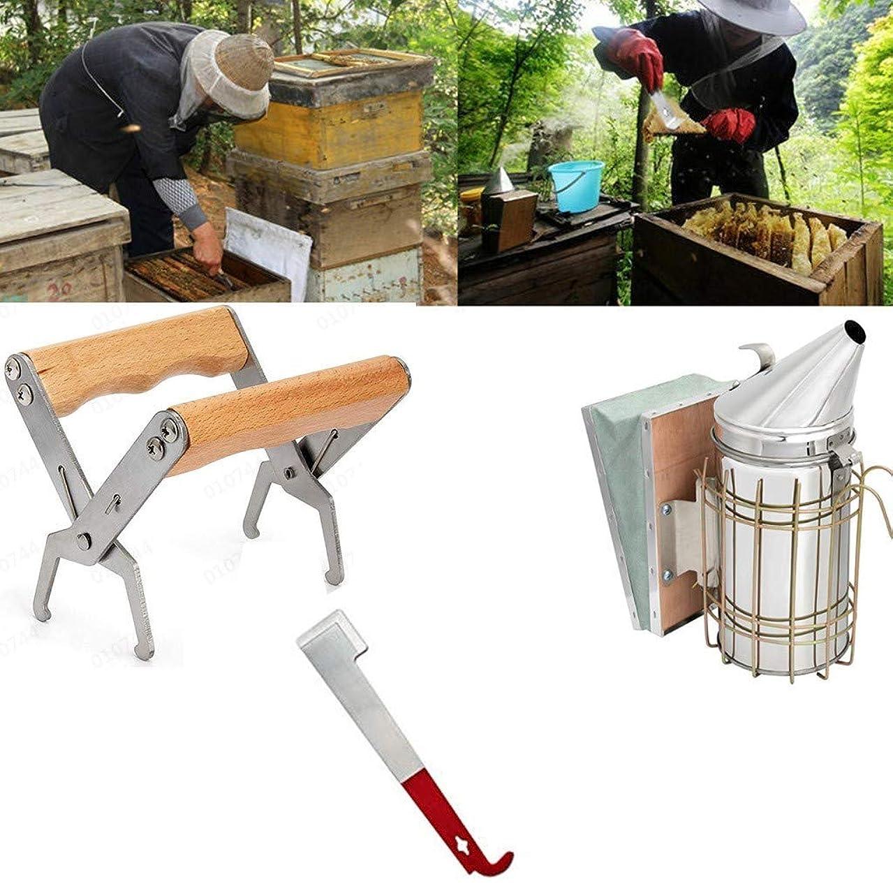 牧師想定するイサカUamaze 3の養蜂ツールセット、蜂のメンテナンスコストを削減蜂の餌やり管理を簡素化科学的かつ効率的な健康養蜂