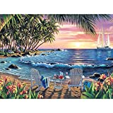 ZMGYA Colorful 1000 Piece Puzzles for AdultsLandscape-2000Jigsaw Puzzles 1000 Pieces Puzzle for...