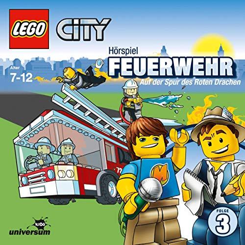 Feuerwehr - Auf der Spur des Roten Drachen: Lego City 3