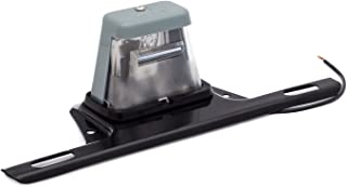 Lumitronics License Plate Lamp Light with Bracket for Trailers, Boats, Cars, Trucks, RV, and Cars