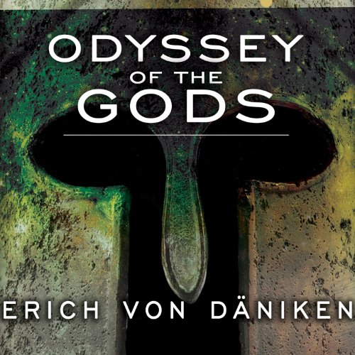 Odyssey of the Gods audiobook cover art