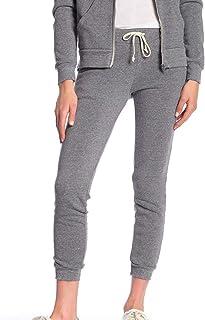 Alternative Gray Womens US Size Large L Drawstring Fleece Pants