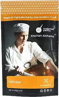 Pure Citric Acid ⊘ Non-GMO ❤ Gluten-Free ☮ Vegan ✡ OU Kosher Certified - 400g/14oz