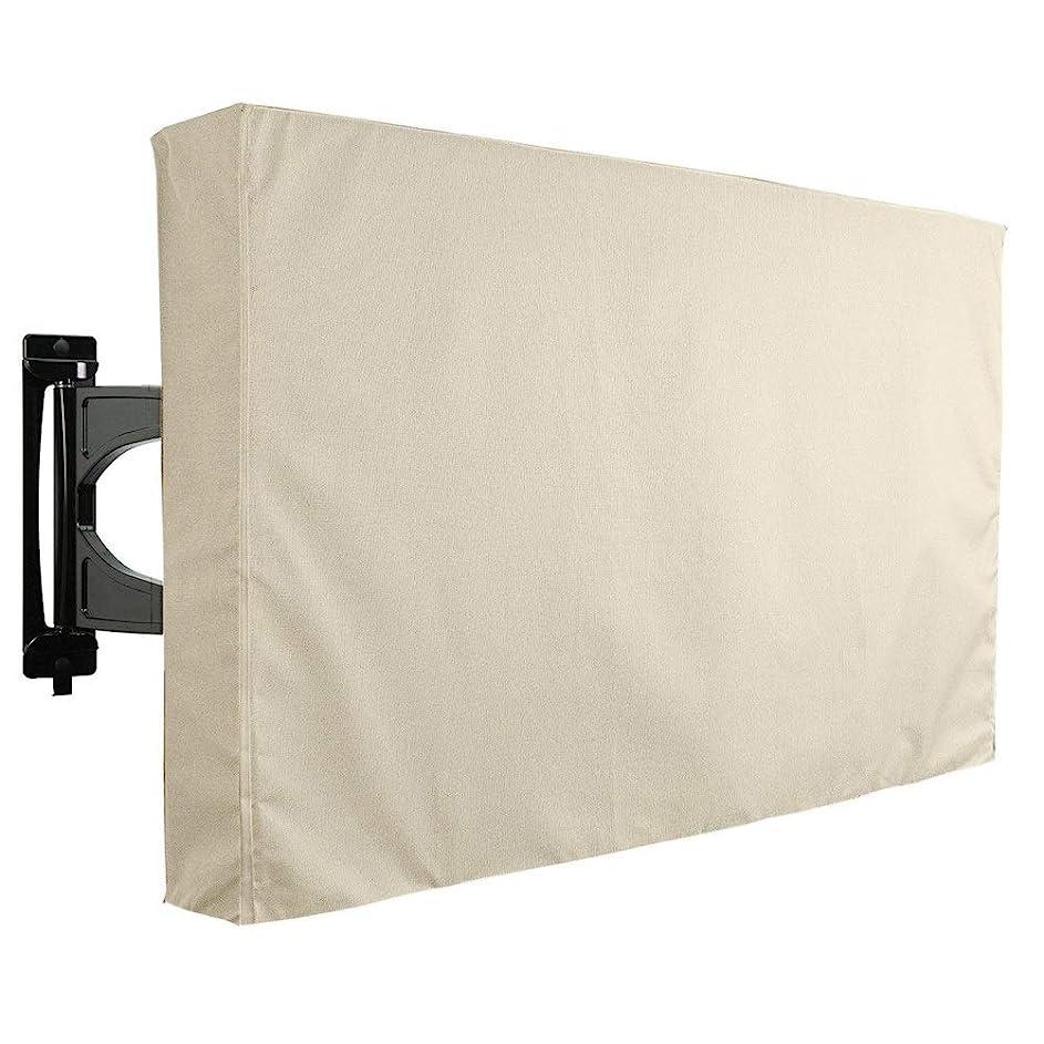 意図ブローホール振る屋外用家具カバー テレビスクリーンプロテクターカバー防水ダストカバー大型屋外用屋外用家具屋外用家具サイズ22
