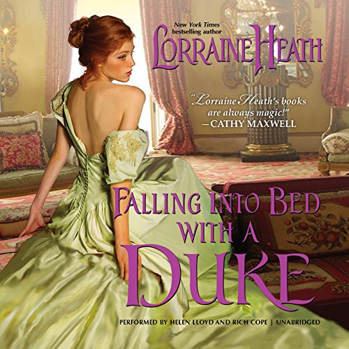 Falling into Bed with a Duke (Hellions of Havasham)