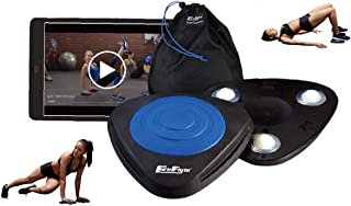 Core Flyte Pro V3 - Increase Athletic Performance, Build a Rock-Solid Core & Activate More Muscle (Pair, Online Workout Videos, Carrying Case + Guide)