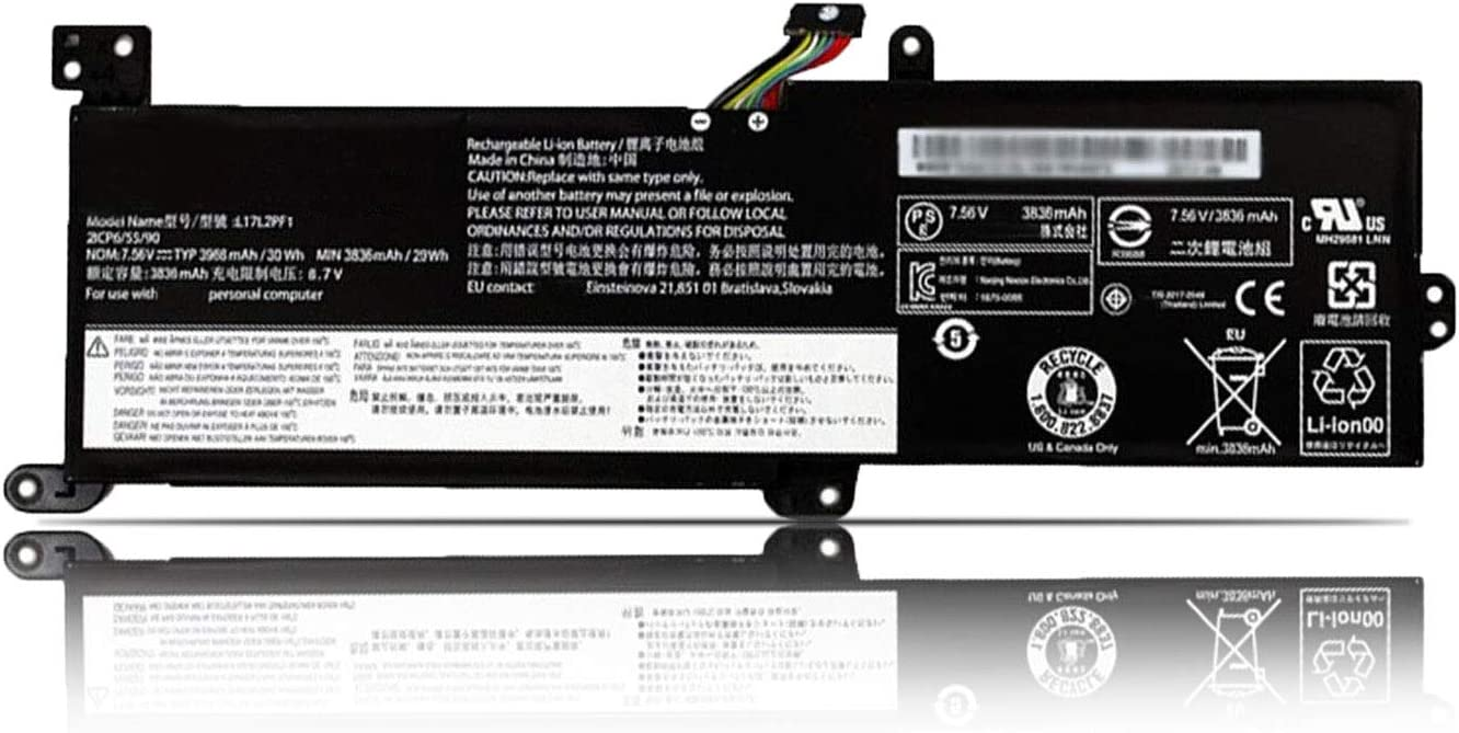 SUNNEAR L17L2PF1 Battery Dealing full New arrival price reduction Replacement For IdeaPad 320-14AS Lenovo