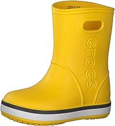 Crocband Rain Boot Kids, Bottes & Bottines de Plui