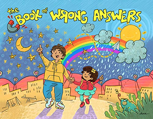 Image of The Book of Wrong Answers