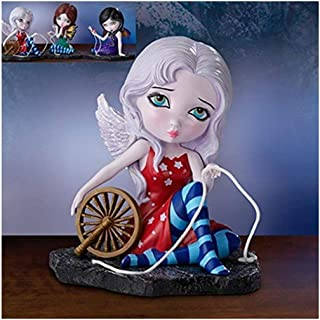 The Bradford Exchange The Spinner Three Fates Figurine Collection by Jasmine Becket-Griffith