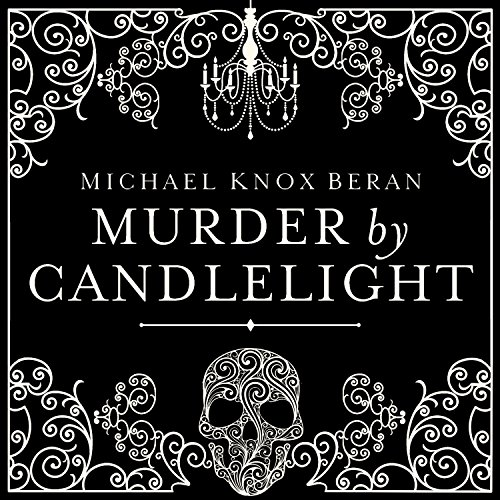 Murder by Candlelight audiobook cover art