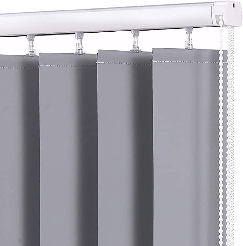 Windows Grey Waterproof Vertical Blinds Room Living Long Beach wholesale Mall Bat Bedroom