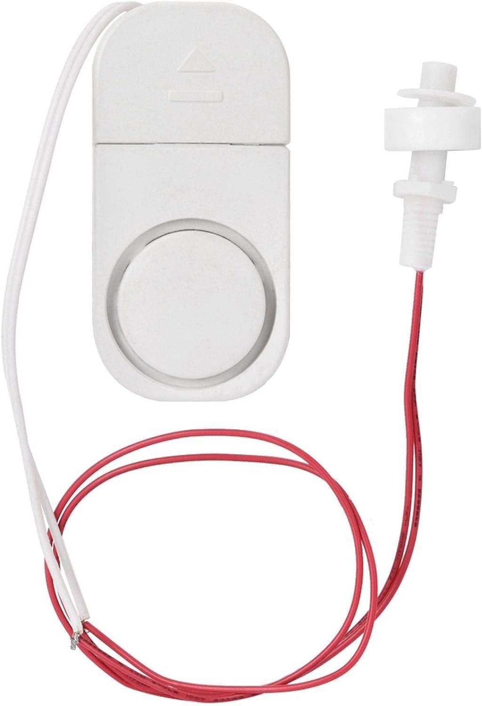 Zyyini Water Sensor Alarm Smart New discount sales Wh leakageage ABS