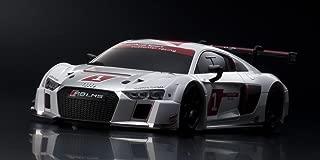 Kyosho Radio Control Mini-Z RWD Series Ready Set Audi Sport R8 LMS - 32323AS-B