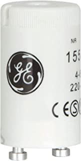General Electric GEE039603 Starter (Ignitor) 4/65W for Neon Tube FLUORESCENT Lights 155/500, 220-240V
