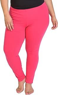 Women's Cotton Plus Size Leggings